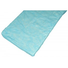 Drap de lit - non tisse - voie humide - viscose - 150x260 cm